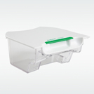 VR100 Dust Container